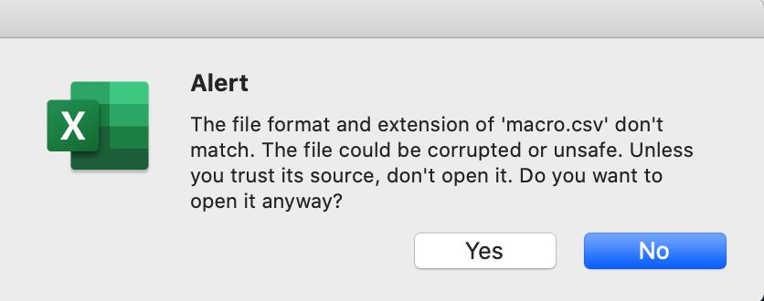 Решение проблем начального доступа в macOS