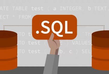 Язык структурированных запросов SQL
