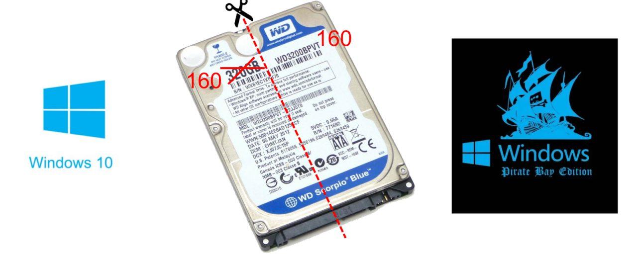 Модификация ноутбука для двух HDD
