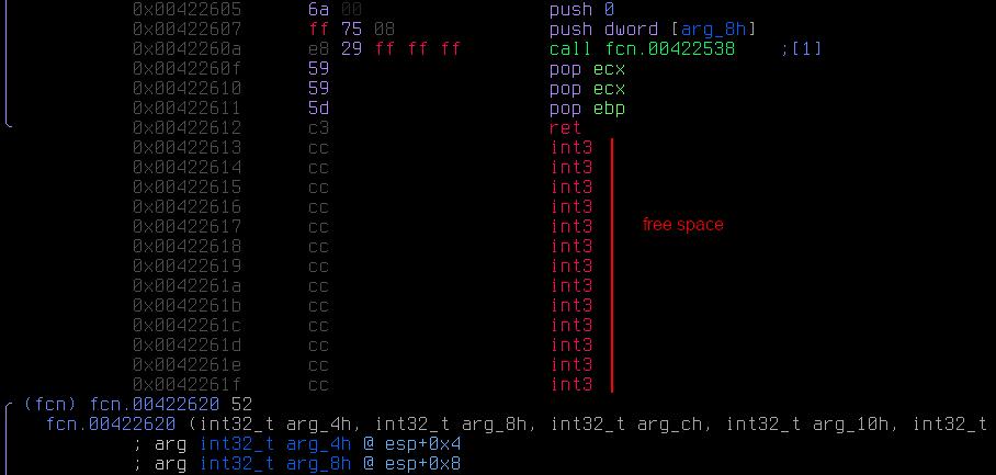 Code cave Как обмануть антивирусную программу