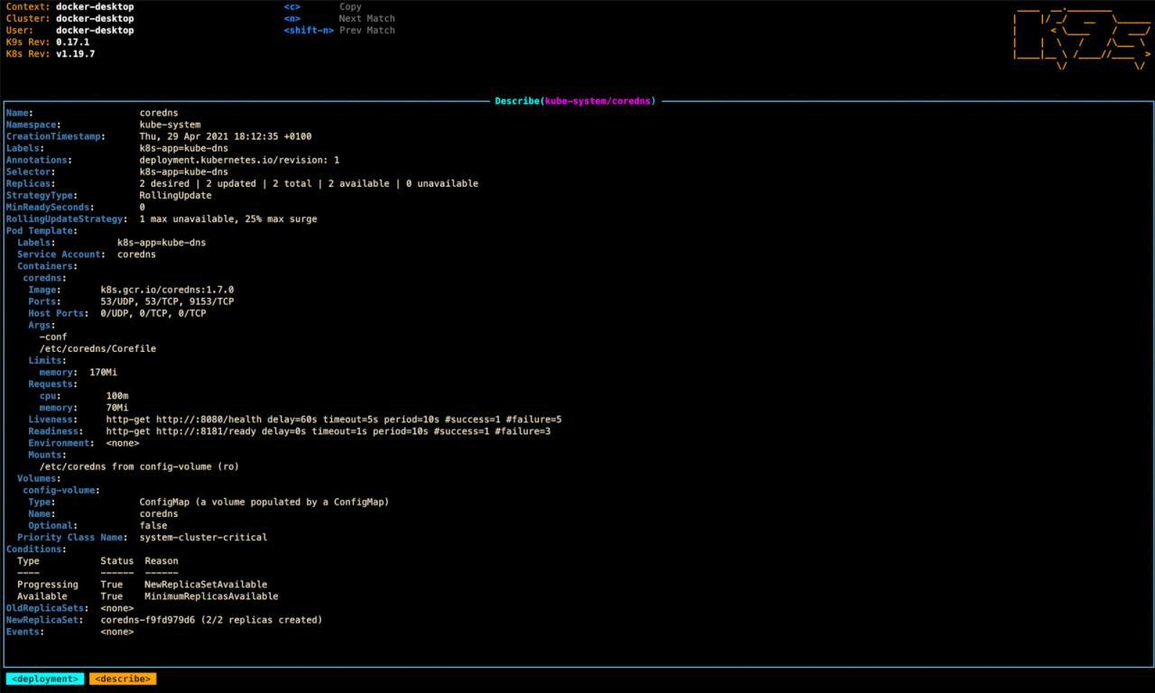 Проверка манифестов ресурса в K9s. Ускоряем работу в DevOps
