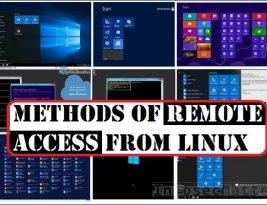 Удаленный доступ к системам Windows из Linux