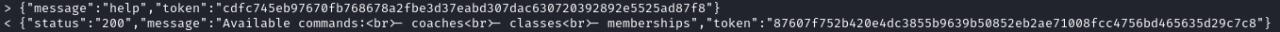 Повторный запрос справки  Захват машины сложности Insane с площадки Hack The Box