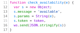 Код функции check_availability   Захват машины сложности Insane с площадки Hack The Box