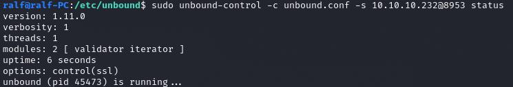 Подключение к службе Unbound  Захват машины сложности Insane с площадки Hack The Box